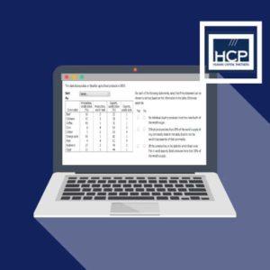 HCP Aptitude Test Practice Questions 2021/2022