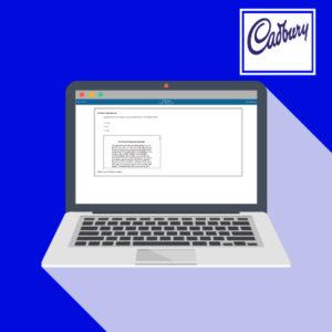 Cadbury Aptitude Test Practice Past Questions 2021 2022